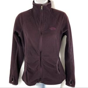 North Face TKA 100 Masonic Fleece Zip Jacket D0084